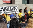 """People's Organization For Progress (POP) will have a """"Justice Monday"""" protest against police brutality on the fifth year anniver"""