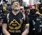 classifying the white supremist extremist organization known as the Proud Boys as a terrorist organization.