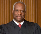 national campaign calling on Justice Clarence Thomas to pack it in