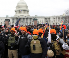 bloody insurrection on the U.S. Capitol that left multiple people dead