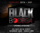 "On Saturday, February 20, Bronx native Alize Jones will launch the grand opening of the first ""Black Bodega"""