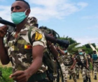 Ethiopian military forces' arrests of at least four journalists and media workers covering the conflict in the northern state of