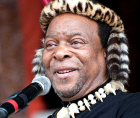 King Goodwill Zwelithini of the Zulu nation in South Africa has died in hospital where he was being treated for diabetes-related