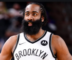 James Harden's numbers since joining the Nets are astounding. He's averaging 25.5 points, 11.4 assists and 8.7 rebounds