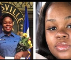 one year anniversary of the police murder of Breonna Taylor in Kentucky