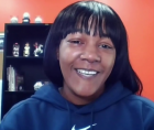 first Black woman to coach in professional baseball