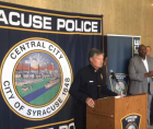 lawsuit against the Syracuse Police Department for unlawfully denying the NYCLU's requests