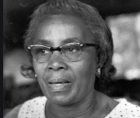 Septima Poinsette Clark is perhaps the only woman to play a significant role in educating African-Americans for full citizenship