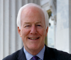"""Sen. John Cornyn of Texas attacked Biden on Twitter over his administration's """"humane treatment of immigrants."""""""
