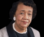 Dorothy Irene Height would become an activist, administrator, and educator dedicated to seeing racial and women's equality in th