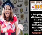 discharge of $1.6 billion in capital finance debt for Historically Black Colleges and Universities.