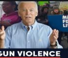 Biden administration rolled out a series of gun safety measures that will begin to address an epidemic of gun violence that has