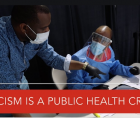 Centers for Disease Control and Prevention's (CDC) commitment to address centuries of structural racism and discrimination in th