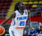 Awak Kuier was growing up in Finland, she would watch highlights of WNBA star Candace Parker