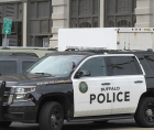 lawsuit against the Buffalo Police Department for unlawfully denying the NYCLU's requests