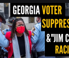 measures to prevent Black and marginalized people from participating in the electoral process is a throwback to Jim Crow