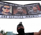 Revoking qualified immunity, advocates say, would hold police accountable while on the job by removing their protection from dam