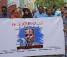 Committee to Protect Journalists Friday expressed alarm at recent actions by Somali security forces who detained and beat journa