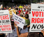 We are witnessing anti-voter politicians in Florida and across the country undo years of progress