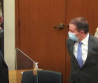 Derek Chauvin's attorney Eric Nelson filed a motion on Tuesday