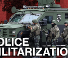 Militarized American Policing