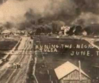 This month, for the 100th Anniversary of the Tulsa Race Massacre, Tulsa, Oklahoma