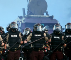 program through which the U.S. military transfers weapons of war to state and local police and sheriff's departments.