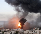 once again, Israelis and Palestinians are at war