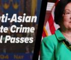 House lawmakers on Tuesday passed legislation aimed at combating the sharp rise in hate crimes against Asian Americans