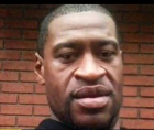 the first year anniversary of the murder of George Floyd