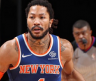 powerful second-half performance from three-time All-Star Derrick Rose.