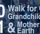 2021 Walk For Our Grandchildren and Mother Earth: Elders and Youth on the Road to Climate Justice