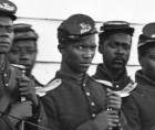 Lawrence Hamm, Chairman, People's Organization For Progress, will honor Black Civil War soldiers during the Memorial Day holiday