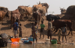 Millions facing an existential threat as drought aggravated by climate change continues to rava