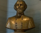 The removal of the statue of Nathan Bedford Forrest on Friday