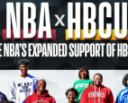 NBA is announcing plans to develop new programs and events at HBCUs