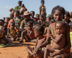 Madagascar, where catastrophic hunger has brought 1 million people to the brink of famine,