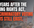 voting bill last week, Texas Democratic lawmakers are now calling on the U.S. Senate