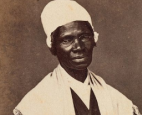 Sojourner Truth (c. 1797-1883) was arguably the most famous of the 19th Century Black women orators.