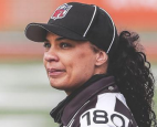 Maia Chaka will be the first Black woman to work as an NFL referee