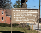 Atlanta's Morris Brown College