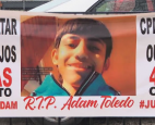 March 29th Chicago police killing of 13-year-old Adam Toledo.