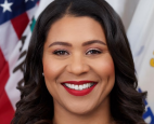 San Francisco Mayor London N. Breed (above) Wednesday announced the awarding of $3.75 million