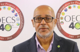 In celebration of the 40th Anniversary, the Organisation of Eastern Caribbean States (OECS), hosted a virtual thanksgiving servi