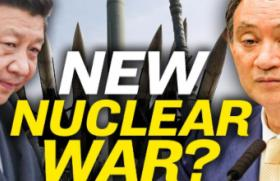 Dr. Marc Pilisik warns of the dangerous nuclear tension that is escalating in the South China Sea between Japan, the United Stat