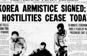 July 27, 2021 marks the 68th anniversary of the Korean War Armistice Agreement, a battlefield truce that temporarily halted comb