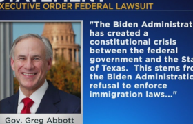 American Civil Liberties Union and the ACLU of Texas are suing Texas Gov. Greg Abbott over his executive order that bars the tra