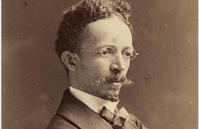 The first African-American artist to gain international renown, Henry Ossawa Tanner
