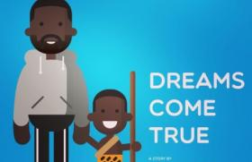 """""""DREAMS COME TRUE"""" BY JAQUANN A.HOLLEY & JAYCE A. HOLLEY"""