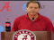 Nick Saban joins BLM student-athlete protest march in Alabama